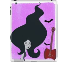 Marceline Vampire Queen iPad Case/Skin
