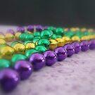 Mardi Gras Beads ^ by ctheworld