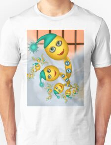 Inner Child - Bananas Outside in the Snow T-Shirt