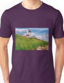 Lighthouse on the Greens Unisex T-Shirt