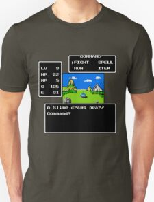 A Slime Draws Near Unisex T-Shirt