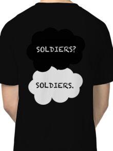 SHERLOCK- SOLDIERS TFP  Classic T-Shirt