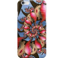 Inner Child - Pale Flower Girls With Hats iPhone Case/Skin