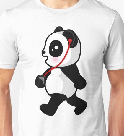 Singing Panda Unisex T-Shirt