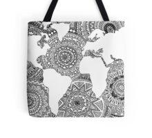 Original World Design Tote Bag