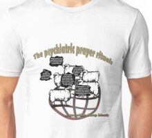 The psychiatric prayer rituals Unisex T-Shirt