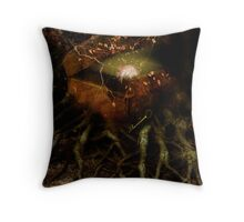 PEARL OF WISDOM Throw Pillow
