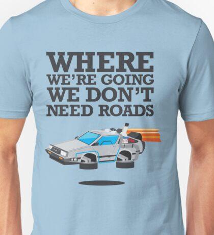 Great Scott! 1.21 Gigawatts!  Unisex T-Shirt