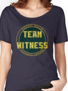 Team Witness. Women's Relaxed Fit T-Shirt