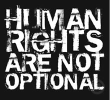 Human Rights are not optional! by ImAvarice