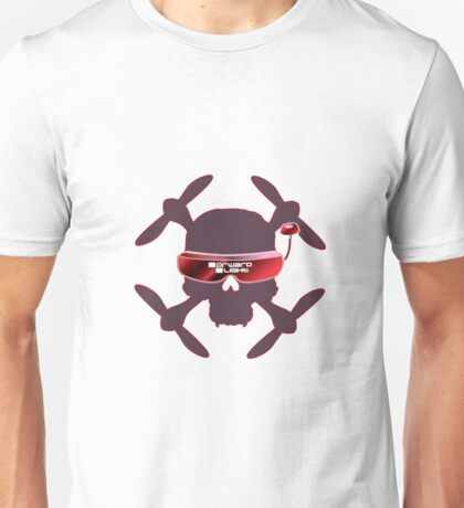 FPV Skull and Goggles Unisex T-Shirt