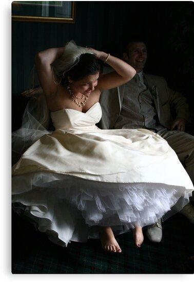 Barefoot Bride by Tanya B. Schroeder