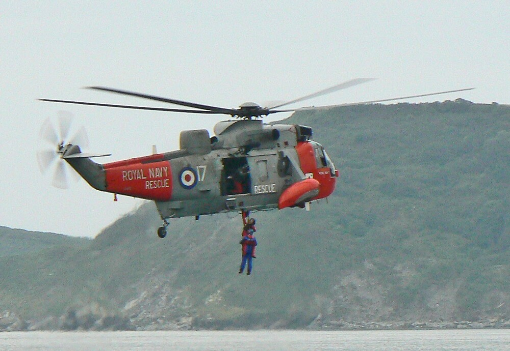 Royal navy Rescue by Michael Barber4
