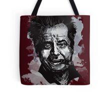 Icon: Jack Nicholson Tote Bag