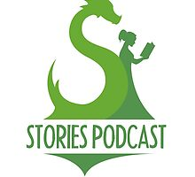 Stories Podcast Logo  by storiespodcast
