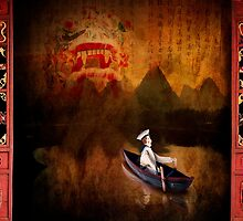 On a slow boat to China by Alex Preiss