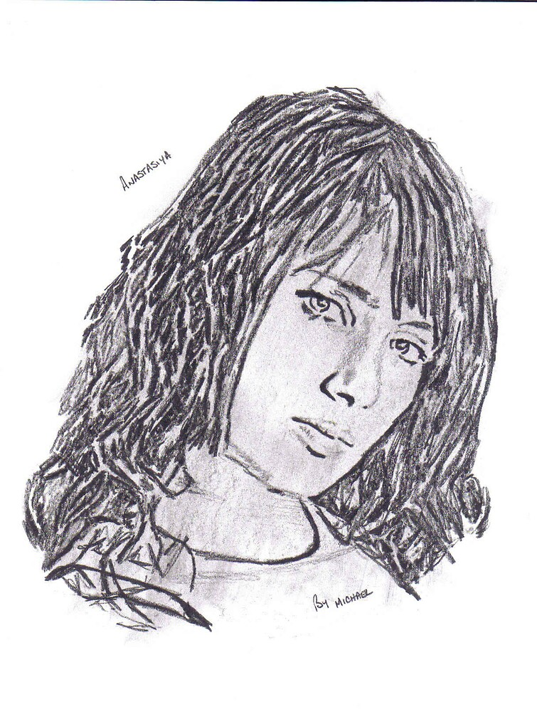 Anastasia by englishmichael