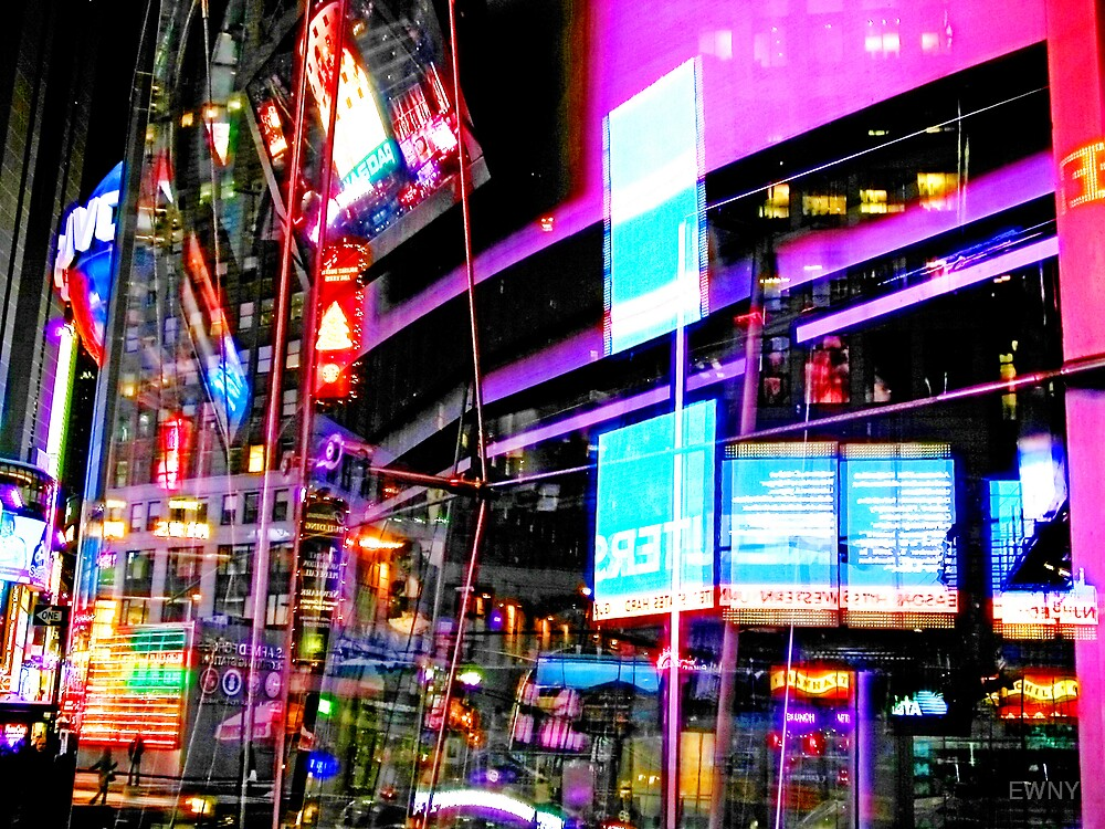 Times Square-0682 by EWNY