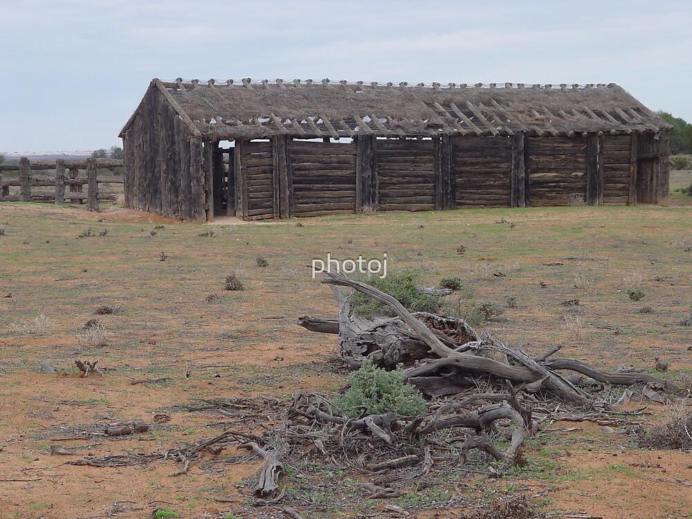 photoj The Homestead Barn by photoj