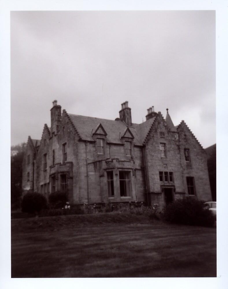 Stronvar House by rakastajatar
