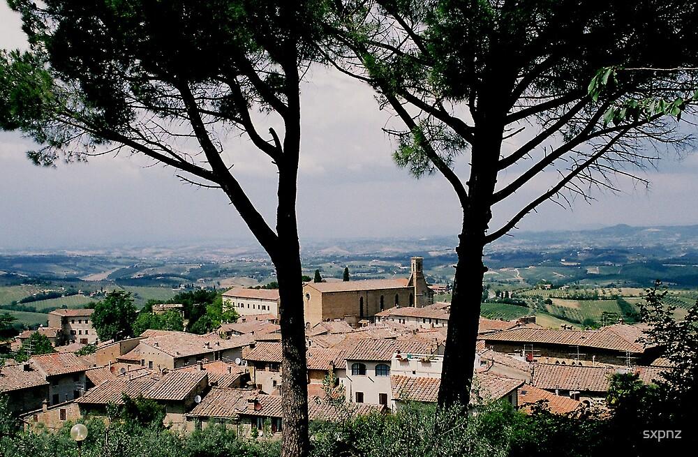 Italian travels by sxpnz