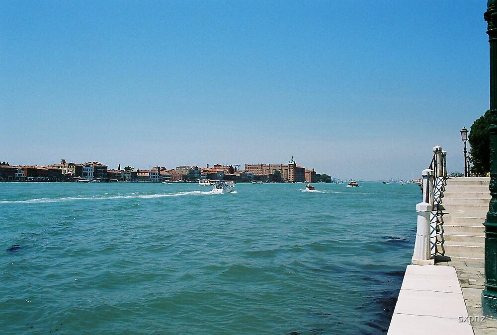 Venice by sxpnz