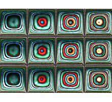 Squares 2 Photographic Print