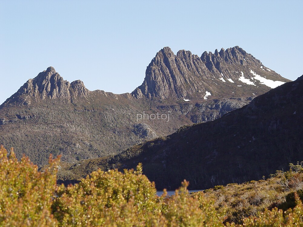 Tasmania Cradle Mt by photoj