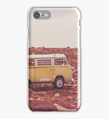 Lone walker van iPhone Case/Skin