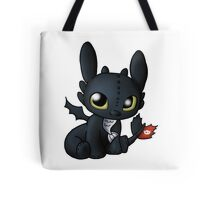Chibi Toothless Tote Bag