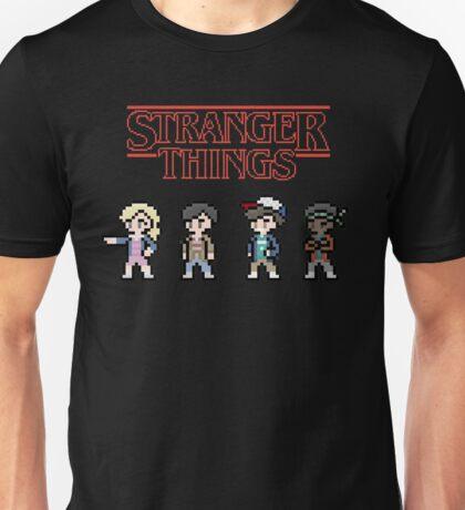 8-Bit Stranger 2 Unisex T-Shirt