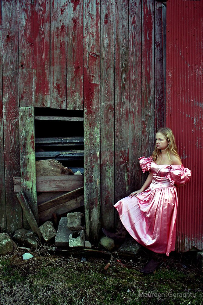 Left Behind by Maureen  Geraghty