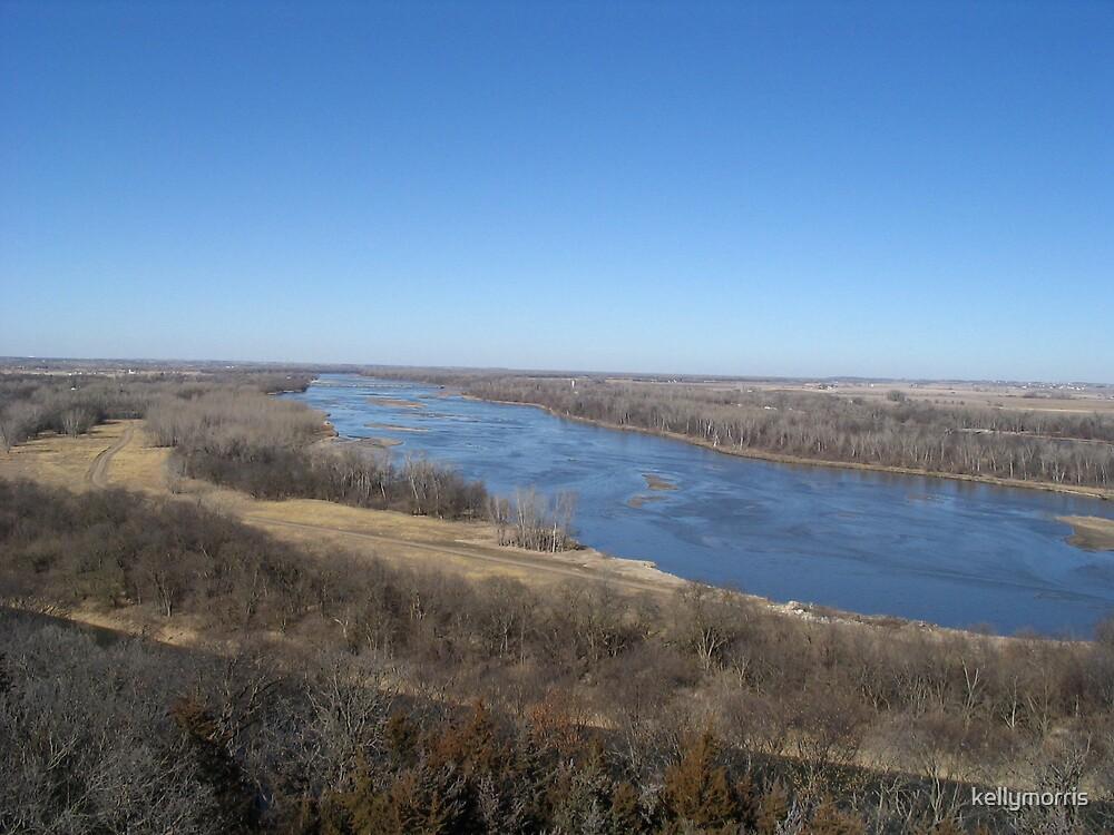 The Platte River 3 by kellymorris