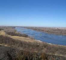 The Platte River 3 by kellymorris