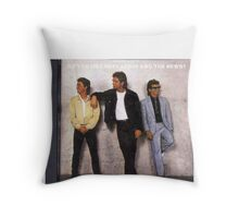 Do you like Huey Lewis and the News? Throw Pillow