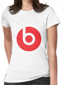 beats Womens Fitted T-Shirt