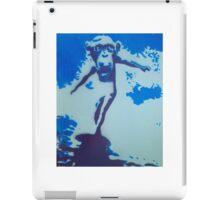 Surfin' Chimp iPad Case/Skin