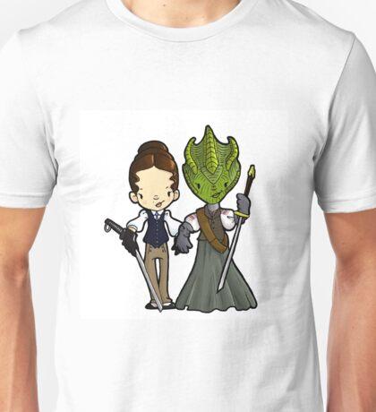 Vastra and Jenny forever Unisex T-Shirt