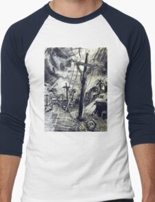 Christ Consciousness Men's Baseball ¾ T-Shirt
