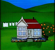 Marmalade Cottage by Kirsty Russell