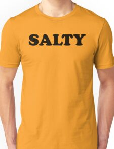 SALTY stickers Unisex T-Shirt