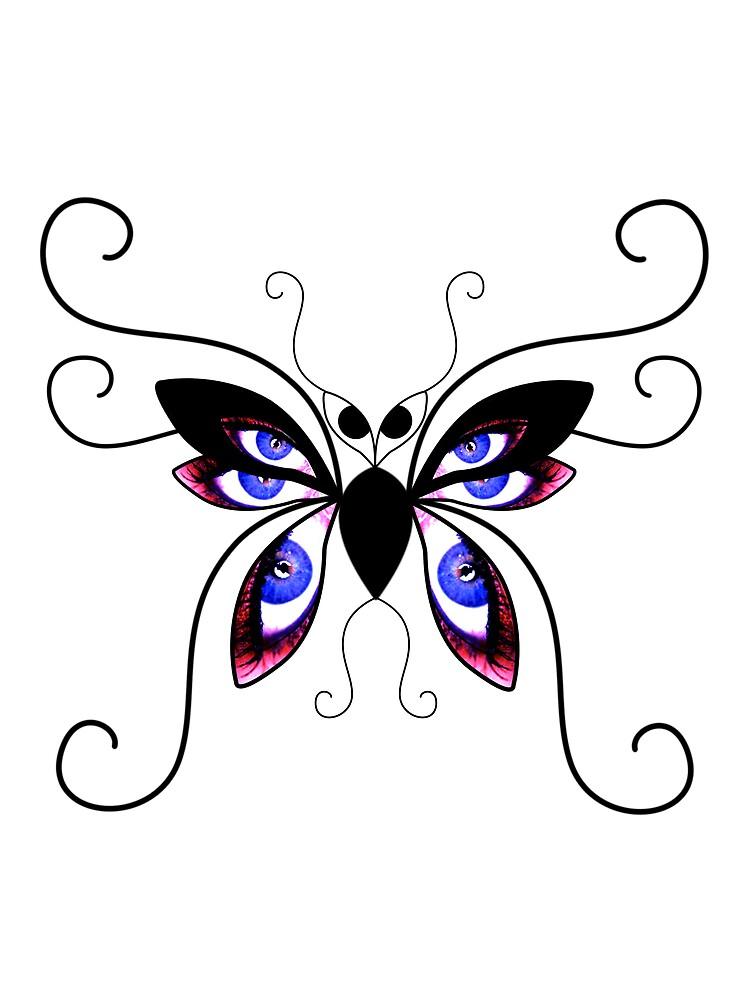 Butterfly by Carolyn