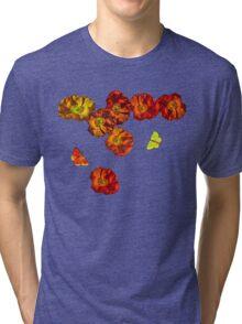 Poppy delight  Tri-blend T-Shirt