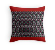 FESTIVE RED MULTICOLOR GIFTS & DECOR Throw Pillow