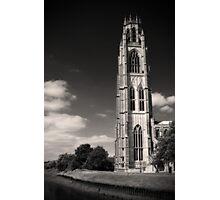 Boston Stump Photographic Print