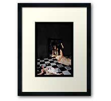 House of Aesthetics Framed Print