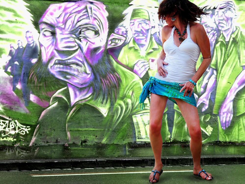 Street Dancer by micnoz