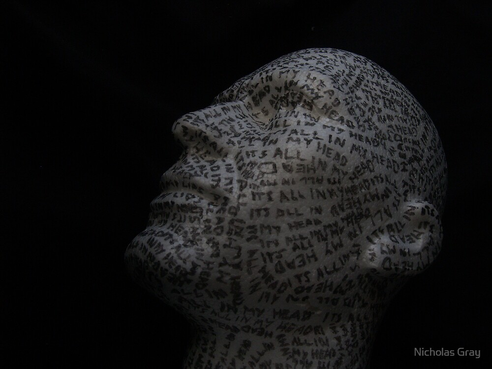 Its All In My Head by Nicholas Gray