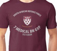 SADF/SAMS 7 Medical Battalion Group Veteran  Unisex T-Shirt