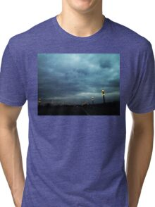 bridge to the other side  Tri-blend T-Shirt